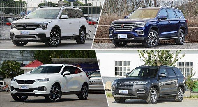 [导购]实力叫板合资 15万元以上自主SUV推荐