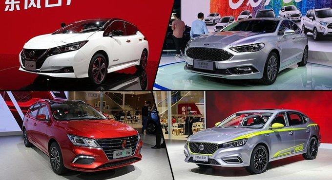 [导购] 广州车展重磅新能源车型 不限购油耗低
