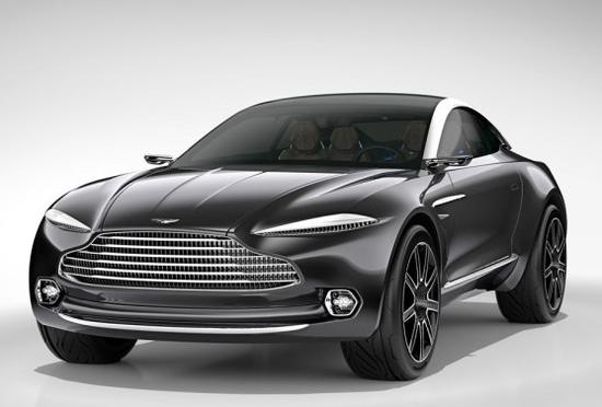 2019年推SUV 阿斯顿·马丁在华新车规划