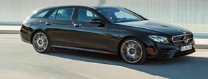 奔驰新一代E级-增性能版 竞争奥迪S6