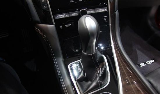 英菲尼迪新款Q50发布 搭全新3.0T发动机