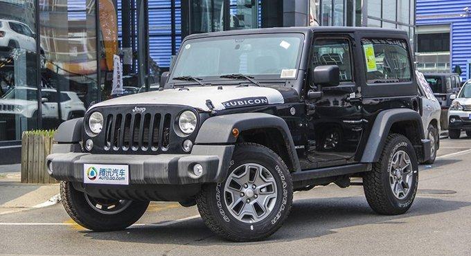 Jeep牧马人 最高优惠2万