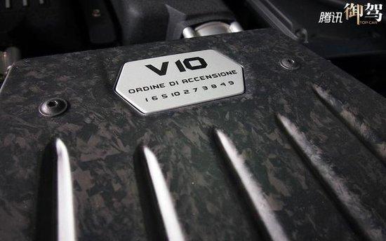 最便宜的兰博基尼 试驾Huracán LP580-2