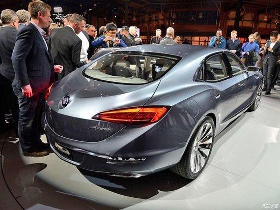 别克将推新旗舰车型 别克版Panamera?