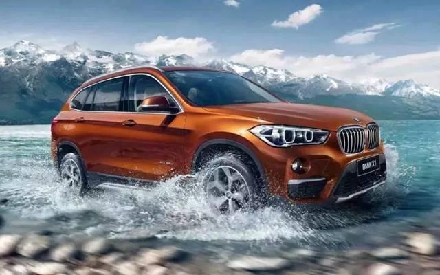 BMW X1 首付5.8万元起,值得驾拥!
