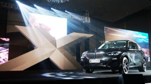 破万境 立新境 全新BMW X5苏州上市