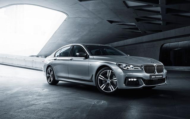 BMW 7系 甄选购车金融计划,时代由此划分