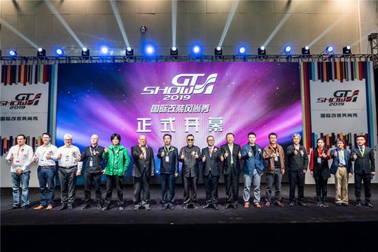 2019 GT Show改装展今日苏州盛大开幕