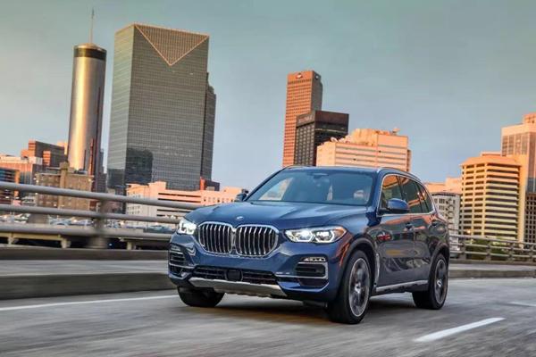 全新BMW X5全面升级而来