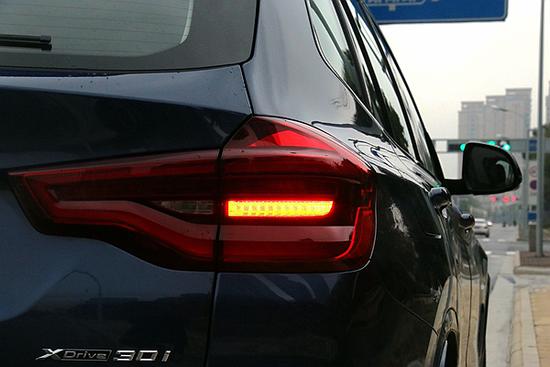 细节见真章 购车不后悔试驾全新BMW X3