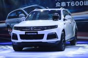 众泰T600运动版实车发布