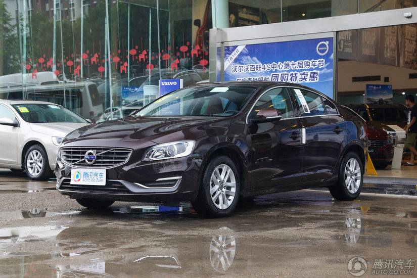 [腾讯行情]泰安 沃尔沃S60L购车优惠7.1万