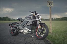 哈雷戴维森将推出首款电动摩托车