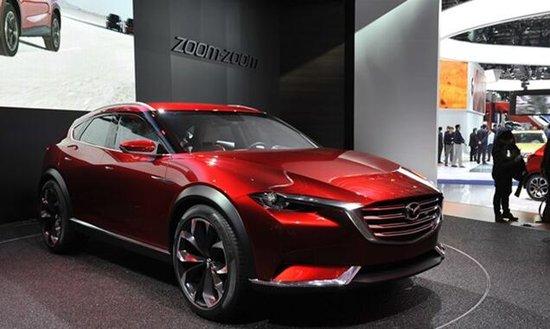 一汽马自达CX-4上市 售14.08万-21.58万元-一汽马自达CX 4上市 售14.高清图片