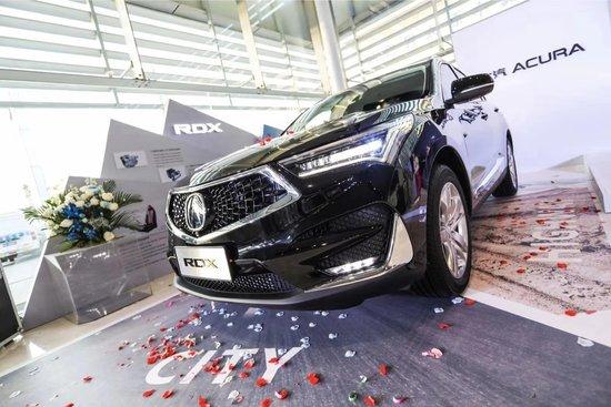 广汽Acura全新RDX太原狂热登场