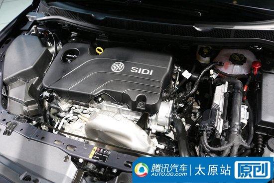 015太原国际车展 别克威朗亮相 别克威朗将采用Ecotec1.5T发动机和1.5L发动机,其中1.5T发动机的最大功率为169Ps/5600rpm,峰值扭矩为250Nm/1700-4400rpm,在传动系统方面,与之匹配的是7速DCG双离合变速箱。据官方公布的数据,这款车0-100km/h加速时间为8.8秒,百公里综合油耗为6.