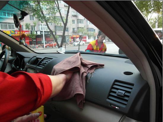 日常汽车内饰保养小常识汇总高清图片