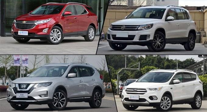 新CR-V还未上市 这些城市SUV可是好选择