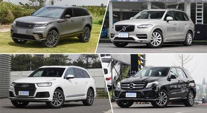 设定一个小目标 近百万SUV你最中意谁?