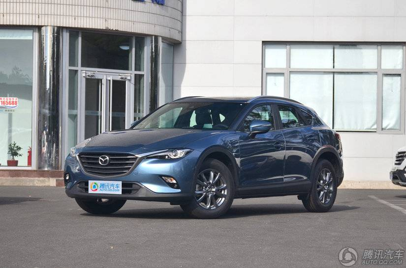 [腾讯行情]唐山 马自达CX-4售价14.08万起