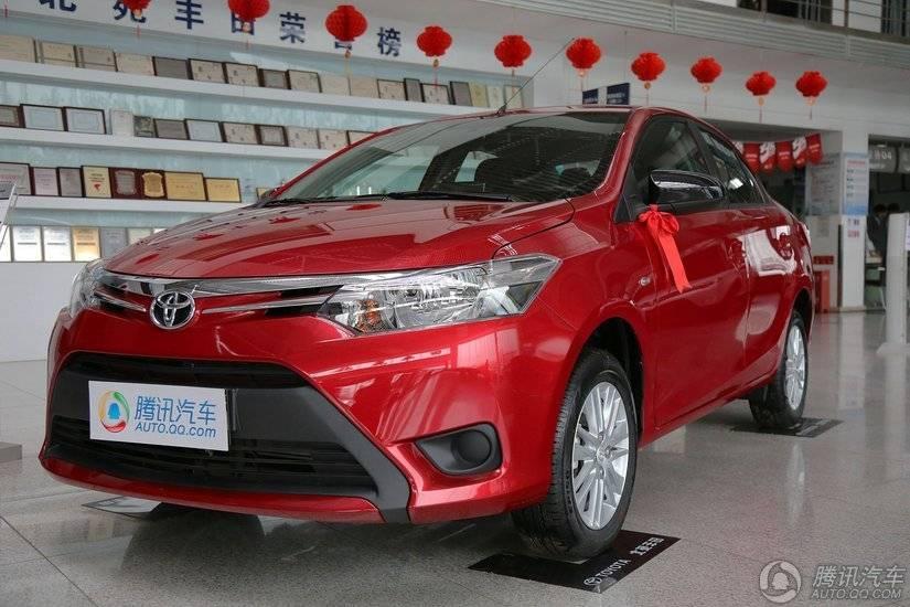 [腾讯行情]唐山 丰田威驰优惠高达1.4万元
