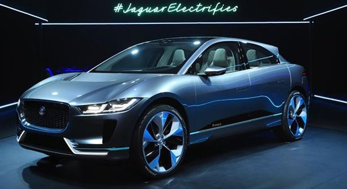 紧跟I-Pace量产版 捷豹将推纯电动三厢轿车