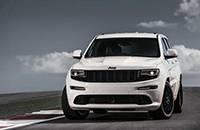 新Jeep大切诺基将基于阿尔法罗密欧平台打造