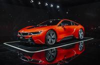 BMW Mission i探境未然之旅登陆天津