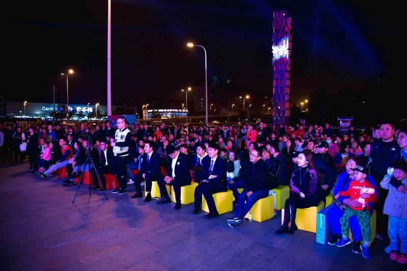 缤果之夜--吉利缤瑞天津上市会超燃绽放
