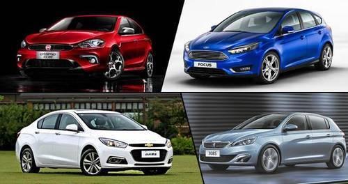四款运动紧凑级车型推荐 高品质活力之选