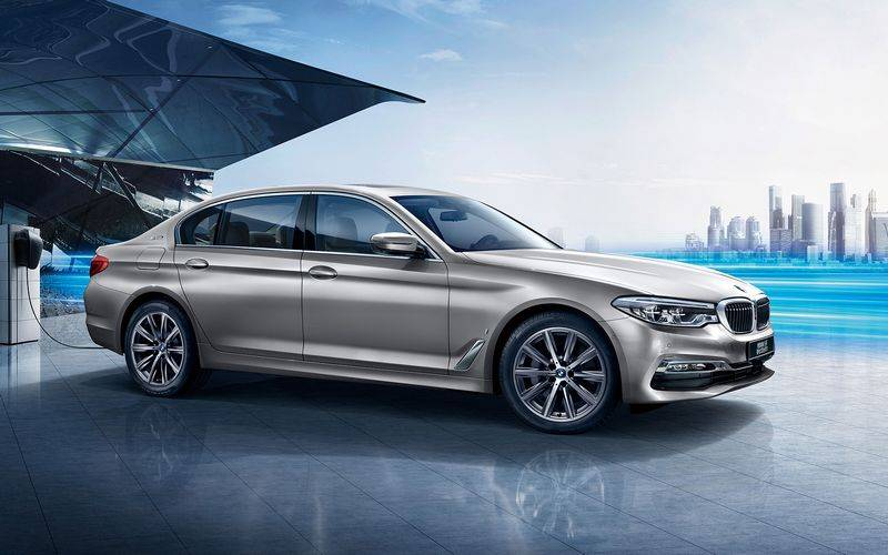 2019款BMW 5系插电式混合动力诱惑不止于此