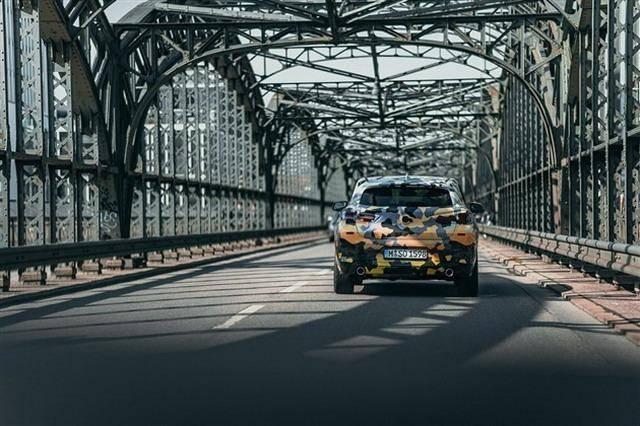 奥迪Q3被秒杀 宝马X2将2018北美车展首发