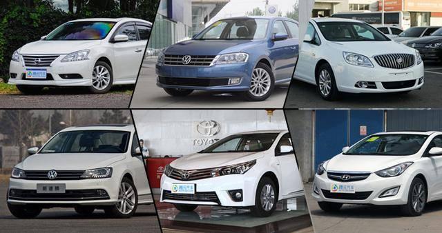 10月热销紧凑级车推荐 销量回暖日系热销