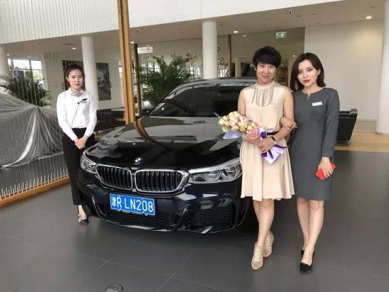 创新BMW6GT爱美女人一见钟情的选择!
