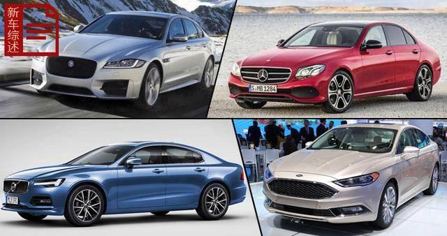 近期海外热门换代新车前瞻 即将引进到国内