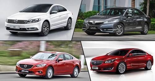 四款运动中级车推荐 兼顾操控和空间