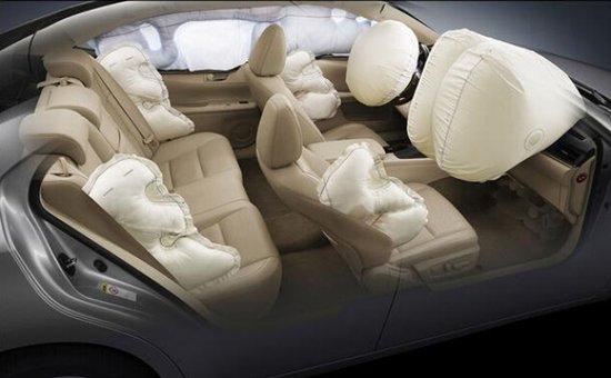 汽车安全气囊该如何使用 儿童远离前排座椅图片