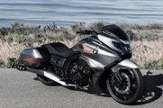宝马概念摩托车Concept 101亮相