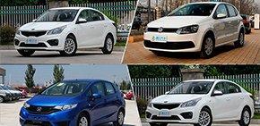 灵巧自由性价比高 8万预算买合资小型车