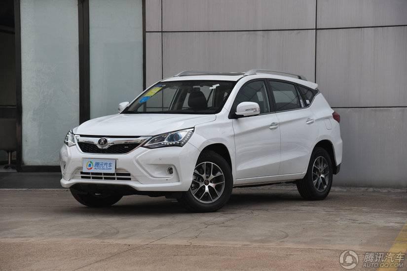 [腾讯行情]威海 宋现购车价7.99万元起售