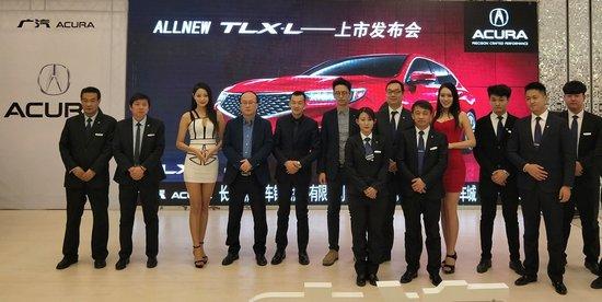 广汽Acura ALL NEW TLX-L乌鲁木齐火热上市