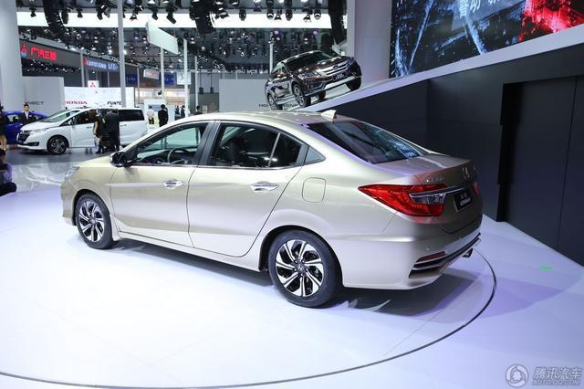 广汽本田新款凌派外观-12月将上市新车预览 哈弗SUV H7领衔