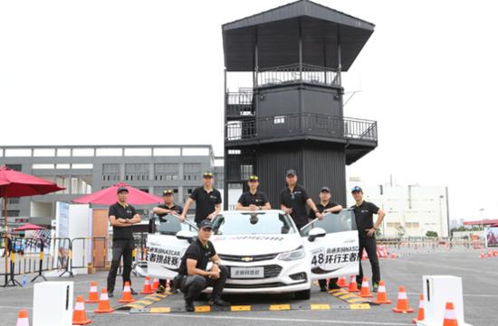 直通美国NASCAR环行王者挑战赛 精英赛—武汉站落幕