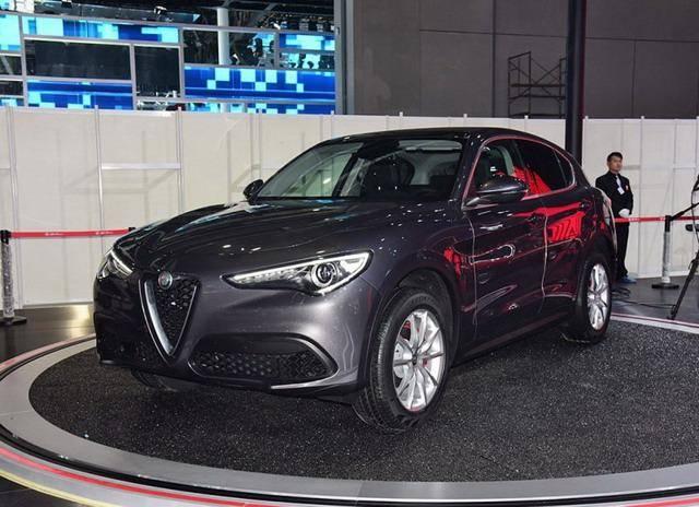 奥迪Q7的新对手 阿尔法罗密欧或推中大型SUV