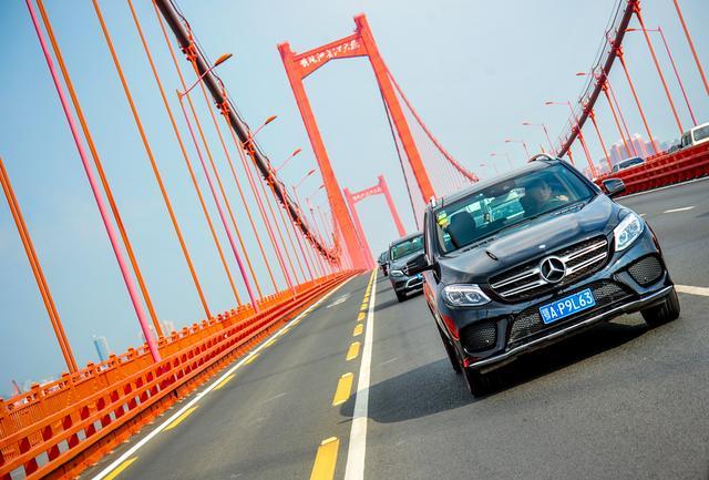 2017梅赛德斯-奔驰西区SUV征服之旅武汉站盛大开启