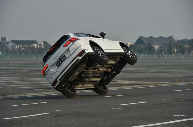 大迈X7十万级别最好开的SUV 湖北区域媒体试驾会圆满落幕