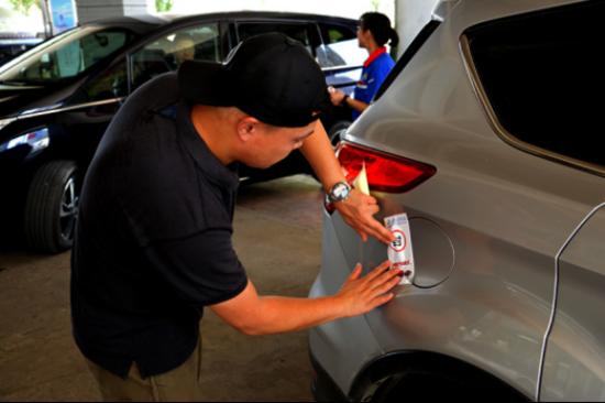 谁是节油王 美式SUV节油争霸赛
