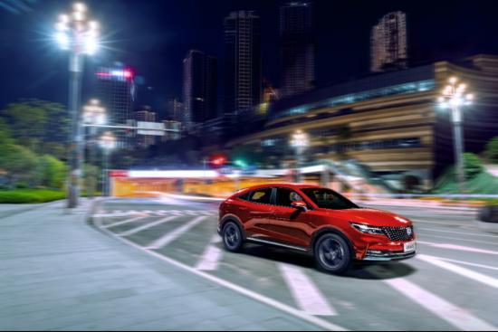 先体验后购买 智能轿跑新SUV风光ix5在XX上市