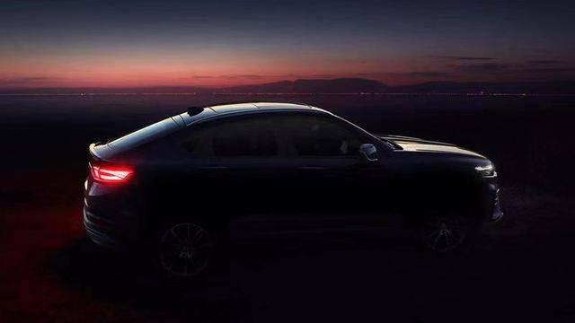 吉利首款溜背式运动SUV曝光 基于CMA架构打造