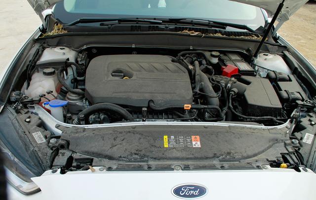 长安福特蒙迪欧发动机-动力强劲体面有型 四款高性能中级车推荐高清图片